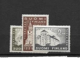 1930 MNH Finland, Postfris** - Finland
