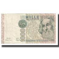 Billet, Italie, 1000 Lire, 1982, 1982-01-06, KM:109a, TTB - [ 2] 1946-… : Républic