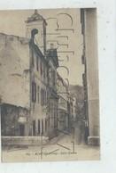 Ajaccio (20) : Eglise Saint-Erasme En 1910 PF. - Ajaccio