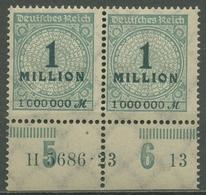 Deutsches Reich 1923 Hausauftragsnummer 314 AP HAN 5686.23 Postfrisch - Deutschland