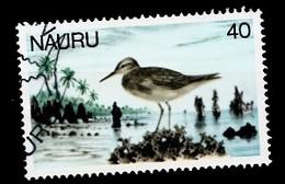 Nauru 1978  Mi.nr.:174 Wanderwasserläufer  Oblitérés / Used / Gestempeld - Nauru