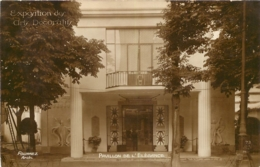 PARIS EXPOSITION DES ARTS DECORARTIFS PAVILLON DE L'ELEGANCE ARCHITECTE  FOURNEZ - Expositions