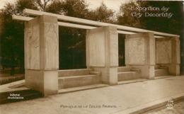 PARIS EXPOSITION DES ARTS DECORARTIFS PERGOLA DE LA DOUCE FRANCE ARCHITECTE WOOG - Expositions