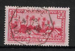 Martinique - Yvert 147 Oblitération Paquebot - Scott#155 - Martinique (1886-1947)