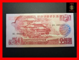 KOREA NORTH 50 Won  1988  P. 38  UNC - Corea Del Norte