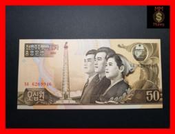 KOREA NORTH 50  Won  1992  P. 42  UNC - Korea, North