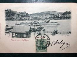 1903 Gruss Aus Koblenz - Koblenz