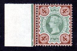 GRANDE-BRETAGNE - 1887/92 - Yvert N° 97 - NEUF ** Luxe MNH - 4 P. Victoria Jubilee Set - Unused Stamps