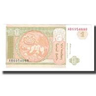 Billet, Mongolie, 1 Tugrik, KM:61a, NEUF - Mongolie