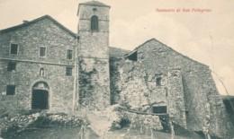 Z.868. Santuario Di SAN PELLEGRINO - Frassinoro - Castiglione Garfagnana - Italia