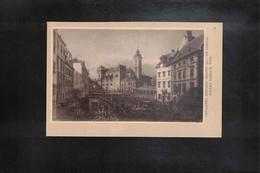 Austria 1906 Galerie Harrach Wien Canaletto Interesting Postcard - Österreich