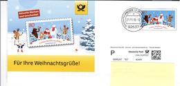 D+ Deutschland 2019 Mi 3504 Weihnachten BA - Briefe U. Dokumente
