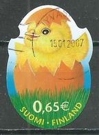 Finlande YT N°1761 Paques Oblitéré ° - Finlande