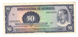 Nicaragua 50 Cordobas 1979, XF. - Nicaragua