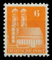 BIZONE BAUTENSERIE Nr 77XB Postfrisch X895F26 - Bizone