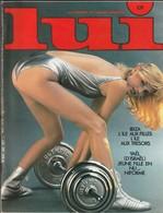 Rare Revue LUI N°223 - Erotic (...-1960)