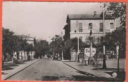 ALGERIA - ALGERIE - AUMALE (Sour El Ghozlane) - La Rue Jean Mermoz - Wrote But Not Sent - Altre Città