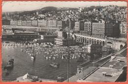 ALGERIA - ALGERIE - 1958 - Poste Aux Armées AFN - FM - Alger - Mustapha Supérieur Vu De L'Amirauté - Viaggiata Per Rouba - Algeri