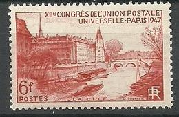 Francia 1947 ** Mnh  Yt 782  ** - Nuevos