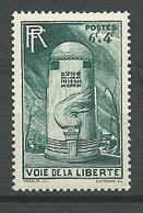 Francia 1947 ** Mnh  Yt 788  ** - Nuevos