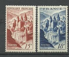 Francia 1947/48 ** Mnh  Yt 792/805   ** - Nuevos