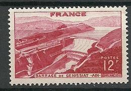 Francia 1948 ** Mnh  Yt 817   ** - Francia