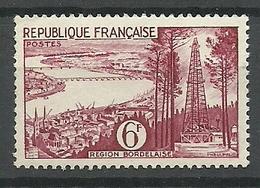 Francia 1955 ** Mnh  Yt 1036   ** - Nuevos