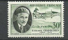 Francia 1957 ** Mnh  Yt 1098   ** - Nuevos