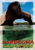 ITALIA. CERDEÑA. LA ROCA DEL ELEFANTE - THE ELEPHANT ROCK.D2-SAR01. (525) - Altre Città