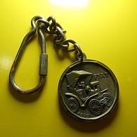 Key-Ring - Saint Amand Autos - Fiat 1899 - Porte-clefs