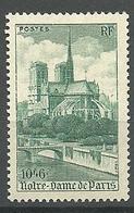 Francia 1947 ** Mnh Yt 776 - Nuevos
