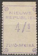 New Republic - Definitive - 4 Sh. - Mi 49 - 1887/1888 - New Republic (1886-1887)