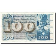 Billet, Suisse, 100 Franken, 1967, 1967-01-01, KM:49j, TTB - Schweiz