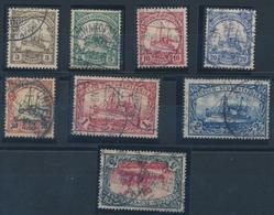 O COL. ALLEMANDES - AFRIQUEDU SUD-OUEST - O - N°26/34  Sf N°33 - La Série De 1906/12 - TB - Colony: German South West Africa