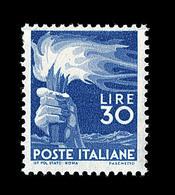 ** ROYAUME D'ITALIE - ** - N°501 - BDF Haut - TF - TB - 1861-78 Victor Emmanuel II.