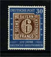 BUND 1949 Nr 115 Postfrisch (112992) - BRD