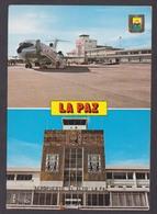 BOLIVIA AIRPORT , EL ALTO , LA PAZ - Bolivia