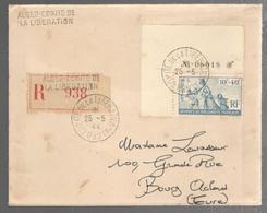 25169 - COMITE DE LA LIBERATION - Marcophilie (Lettres)