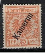 CAMEROUN           N°  YVERT  :   5     NEUF AVEC  CHARNIERES      (  CH  01/01 ) - Cameroun (1915-1959)