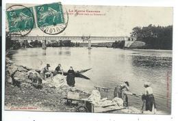 Muret Pont Sur La Garonne - Muret