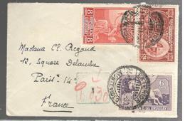 25184 - Pour La France - Uruguay