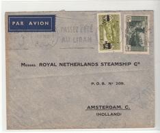 Lebanon / Airmail / Holland - Libanon