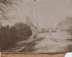 MOSTAGANEM  Villa Gaby, Propriété Limon; Photo Jean Geiser Années 30 - Afrique