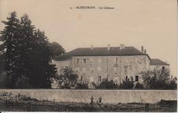 57 ALBESTROFF  Le Château - Albestroff