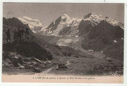 Suisse // Schweiz // Switzerland //  Valais // Le Col De Louvie - VS Valais