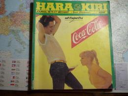 Hara Kiri Spécial Collectionneurs Album Contenant 2 Magazines N°248 Mai 1982 Et N°251 Août 1982 - Humour