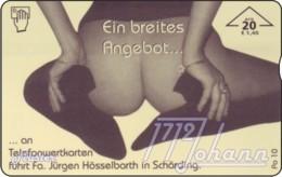 AUSTRIA Private: *Hösselbarth - Po 10* - SAMPLE [ANK F528] - Autriche