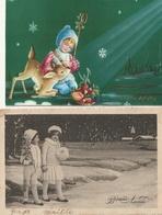 BONNE ANNEE - 2 CP : Scènes Enfantines - Anno Nuovo