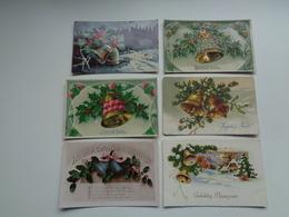 Beau Lot De 60 Cartes Postales De Fantaisie  Cloches  Cloche    Mooi Lot Van 60 Postkaarten Fantasie  Klokken  Klok - 5 - 99 Cartes