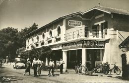 """33  LAC DE LACANAU - HOTEL DE LA PAIX """" LE MOUTCHIC """" (ref 6853) - Autres Communes"""